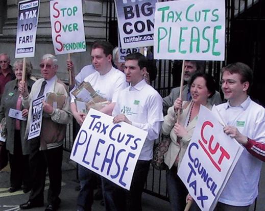 tax payer anglais