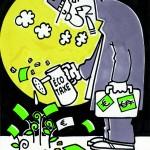 La taxe carbone n'est qu'un prétexte écologiste