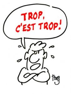 A une quasi-unanimité, les Français réclament la réduction des dépenses de l'Etat