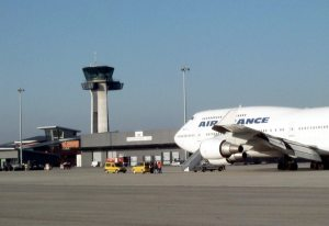 L'aéroport de Vatry