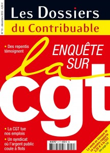 dossiers du contribuable cgt